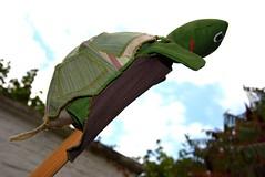 Axenroos: de schildpad