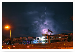 2103  -      - Night Light  After The Tropical Storm Fanapi  . In-cloud lightning in the sky . Kaohsiung City . TAIWAN (deepblue68) Tags: world life city travel light shadow sky color weather night clouds buildings landscape outdoors photography photo scenery asia cityscape tour natural image earth space explorer scenic taiwan environmental explore vision kaohsiung environment lighttrails lightning moment formosa     2010  cityview                peterchen kaohsiungcity  incloud        tropicalstormfanapi apathwayhomecom deepblue68