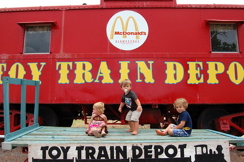 Toy Train Depot
