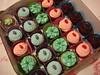 Kit 25 mini (Confetti & Cupcakes) Tags: cupcakes mini confetti kit pompéia drika novaes gostosos decorados