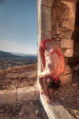 Lindos, Rhodos (Mia Battaglia photography) Tags: yoga oldmill rhodes lindos tite