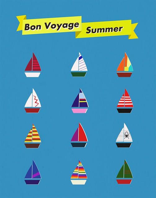 bon voyage summer