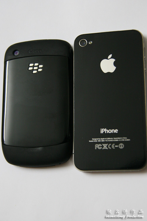 iPhone 4 vs BlackBerry