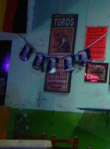 Toro de cantina (Quijote)