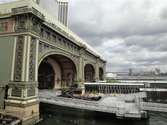 Governor's Island Ferry Terminal (Manhattan) (Joe Architect) Tags: nyc travel ny newyork manhattan statenislandferry 2010 downtownmanhattan below14thstreetnyc