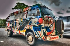 Norma  (as seen in Koloa) (rob.rudloff) Tags: van koloa vwvan