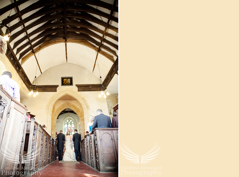 Gloucestershire Wedding Photographer 18 Sapperton Church