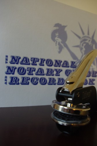 Notary Seal of Approval