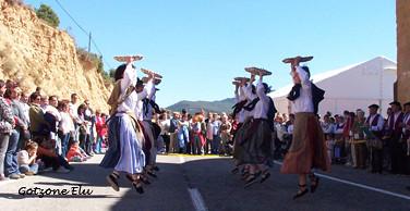 Grupo de danzas Valdorba