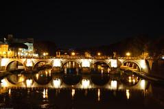 DSC_4841_600 (Malte Srensen) Tags: bridge rome night landscape nikon d5000