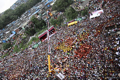Dahi Handi: Crowds (AshwinDias) Tags: india sport festival canon mumbai dias crowds ashwin govinda handi janmashtami dahi 50d phototrippin wwwphototrippinin