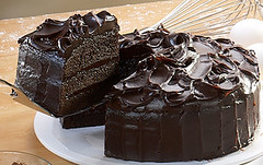 Choco Fudge Cake by Red Ribbon