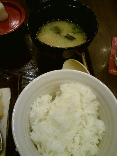 2010-09-11 普吉Yayoi 天婦羅套餐DSC01408