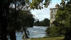 Moulin de Bagnols (brigeham34 (doucement....slowly.....)) Tags: france eu chaises balade hrault pcheurs pontvieux bziers cathdralestnazaire fleuveorb jardindelaplantade dernieraprsmidi moulinsdebagnols semainefrancoanglaise
