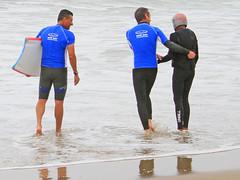 Best Day at the Beach in Ventura - Sept 18, 2010 (Best Day Foundation) Tags: ca sea santacruz kids community surf raw surfing kayaking ventura autism bodyboarding specialneeds boogieboarding bestday downsyndrome cerebralpalsy rideawave surfershealing bestdayfoundation surfersenvironmentalalliance