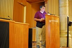 invited talk by professor Faloutsos