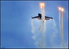 F16 BAF (Pjotre7 (www.maartenvandevoort.nl)) Tags: light sky white black color colour art netherlands clouds force belgium display sony air f16 story solo falcon nik belgian fighting baf 2010 luchtmacht belgische sanicole kleinebrogel 349th smaldeel hx1 sonyhx1 pjotre7 mitchelmitchbeulen