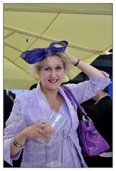 Hold on to that hat! (Bob the Binman) Tags: horses beer nikon jockey horseracing beerfestival camra realale bse d90 ascotracecourse berkshiresoutheast