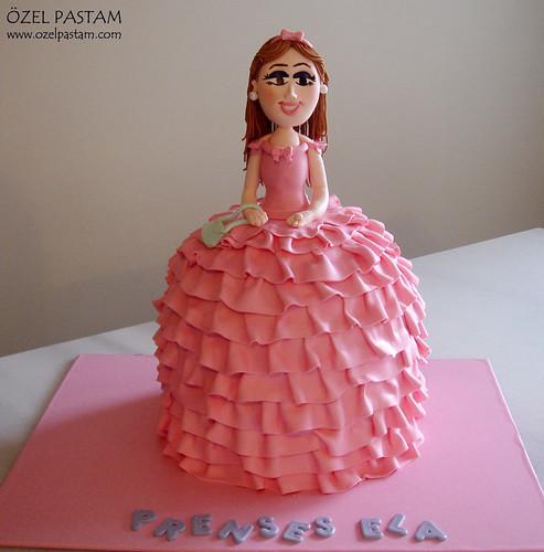 Prensess Ela'nın Pastası / Princess Cake