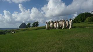 Monument de l'anse caffard