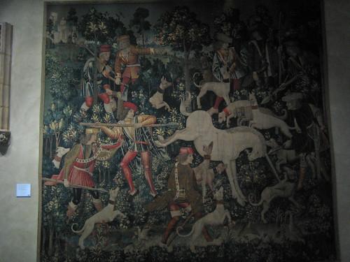 The Unicorn at Bay, South Netherlandish, c. 1495-1505  _7849 (m)