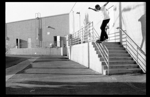 Garritt Gilbert Frontside Feeble
