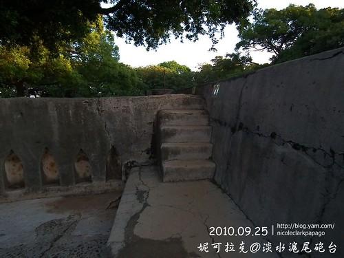 淡水滬尾砲台20100925-016