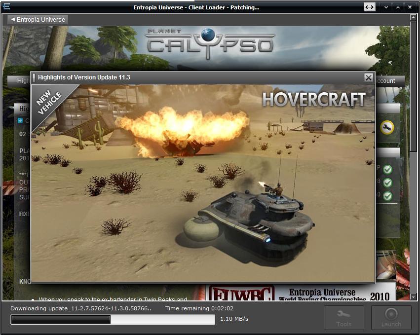 Hovercraft!