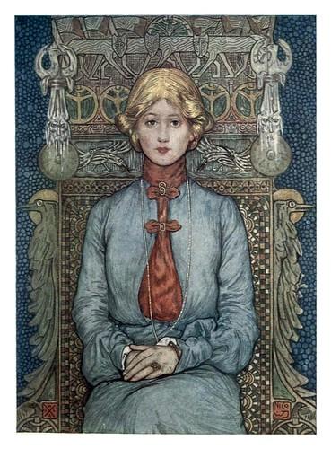 013-Una mujer soltera noruega-Norway 1905 -Nico Jungman