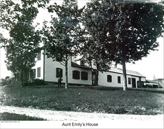 """Aunt Emily's"" House in Dublin New Hampshire (Keene and Cheshire County (NH) Historical Photos) Tags: trees house home farmhouse dublinnh dublinnewhampshire auntemilyshouse maryerobbe"