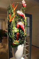 Prop and set design. Flowers Floral designer New York Flowers design