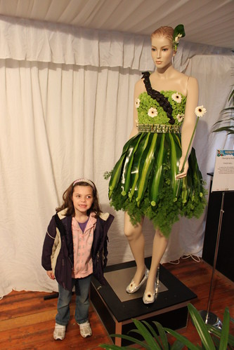 "Ellamay with ""Tinkerbell"""