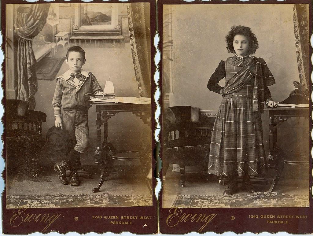 старинные фотографии российских городов