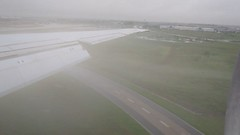 HD Video / Landing at Dallas/Fort Worth International Airport (kdfw) () Tags: vacation holiday rain tarmac clouds plane sunrise fly calle video airport md highway aircraft flight jet overcast corso aeroporto hwy landing freeway jetengine highdefinition windowview dfw hd boeing americanairlines raining runway rtw s80 aa vacanze avion movingpicture windowseat roundtheworld dallasairport amr weekendgetaway globetrotter mcdonnelldouglas hdvideo internationalairport jetwing md80 livevideo americanway irvingtexas flickrvideo tarmacadam kdfw wingflaps dallasfortworthinternationalairport amateurvideo insidetheplane worldtraveler 31f  dallasfortworthairport intlairport  interiorcabin amaturevideo jetnoise hdmovie inthecabin dallasftworthintlairport internationalairport ameturevideo seat31f