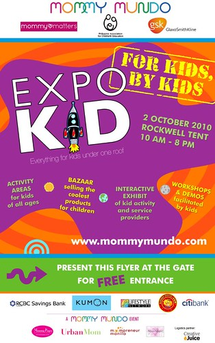FA-Expo Kid-Flyer