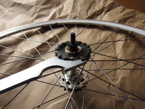 Tighten Rear Cog