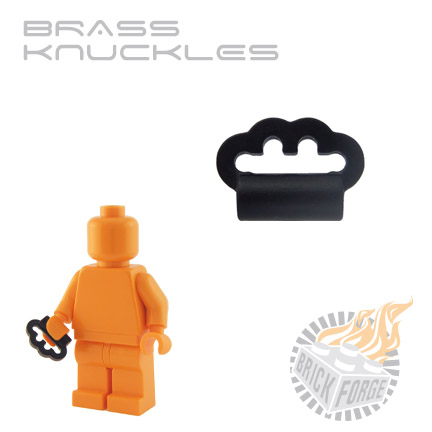 Brass Knuckles - Black