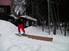 Backyard jib session