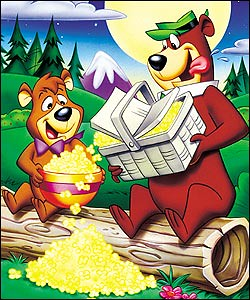 Yogi Bear 2010 3D movie