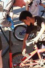 BikeMobile event at Hacienda 9/25/10