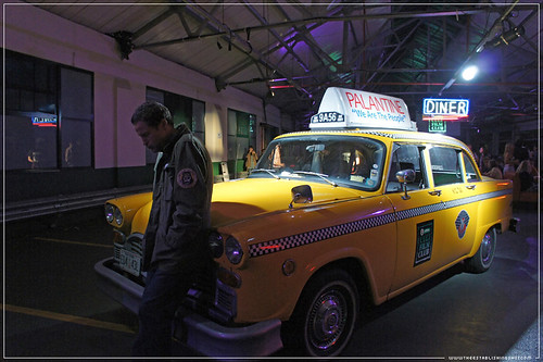 Jameson Cult Film Club - Taxi Driver: Travis Bickle How's your drivin' record? - It's real clean, like my conscience.