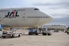 B747-400 JAL