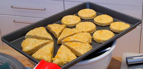 Cheese Scones 4