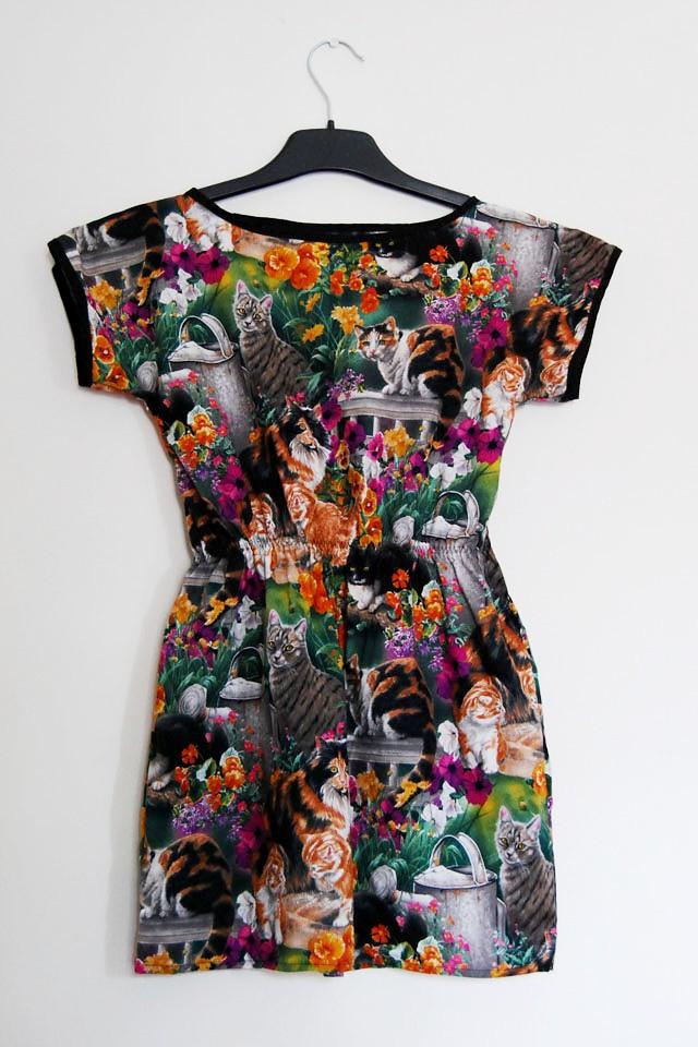 pussy cat dress