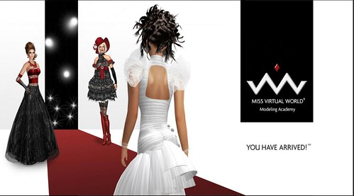 Miss Virtual World Modeling Academy