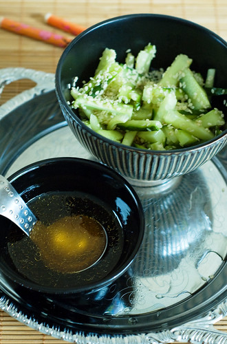 Cucumber and Sesame Salad 2/2