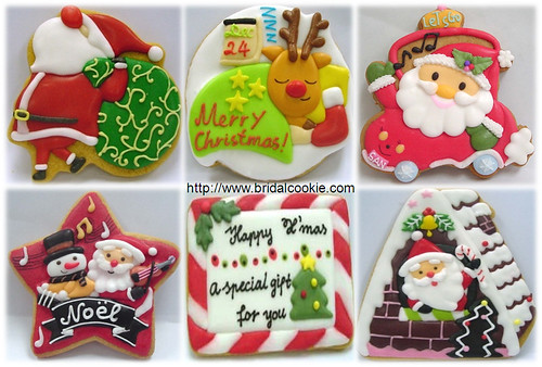 Christmas cookies ready for December :)