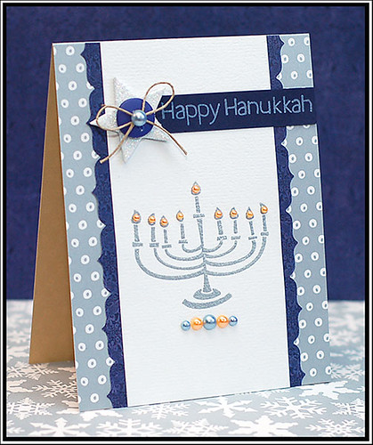 Happy Hanukkah-Lea Lawson
