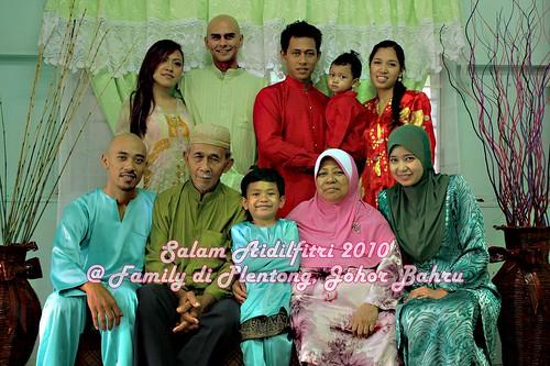 Aidilfitri @ Plentong, Johor Bahru