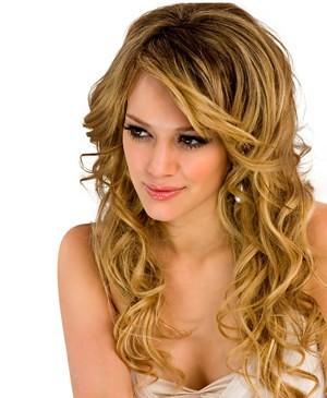 cabelos com mechas 2011